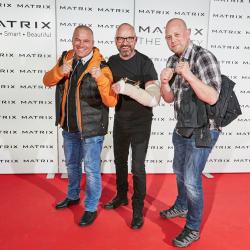 Matrix-Party-256